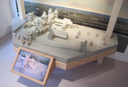 Model Monastery for Valence House